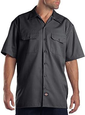 f7645e77491 Dickies Men s Short Sleeve Work Shirt