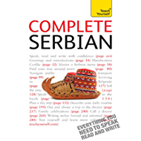 Complete Serbian Beginner to Intermediate Book and Audio Course: Learn to read, write, speak and understand a new language with Teach Yourself (Complete Languages)