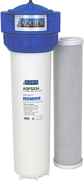 Top 10 Nuvoh2o Home Softener System