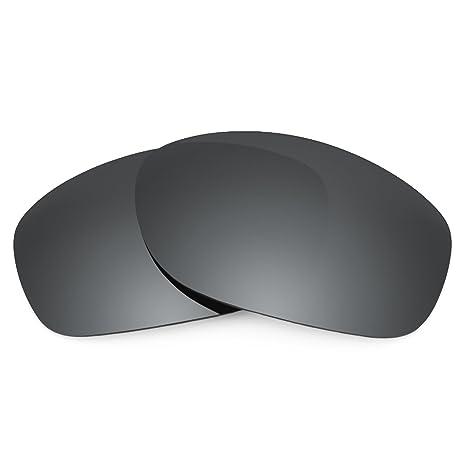 34cec46497 Revant Polarized Replacement Lenses for Oakley Pit Bull Elite Black Chrome  MirrorShield®  Amazon.ca  Sports   Outdoors