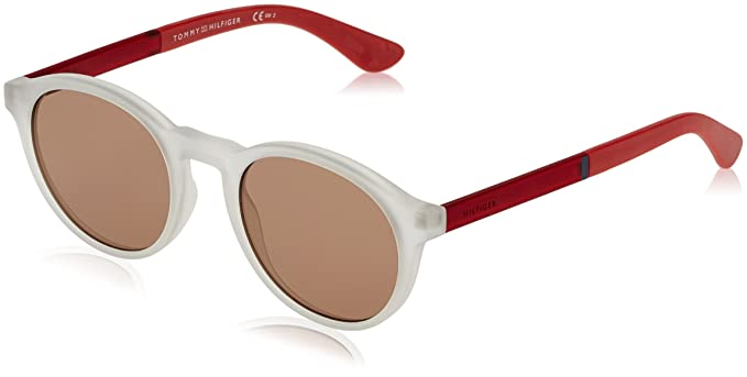 Tommy Hilfiger TH 1476/S 70, Gafas de Sol Unisex-Adulto, Crystal