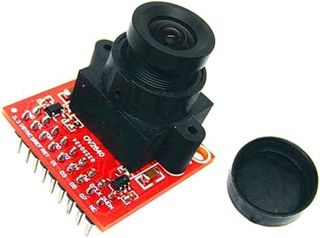 OV2640 2.0MP Mini Camera Shield Module 3.3V Mini DIY Board For Arduino UNO