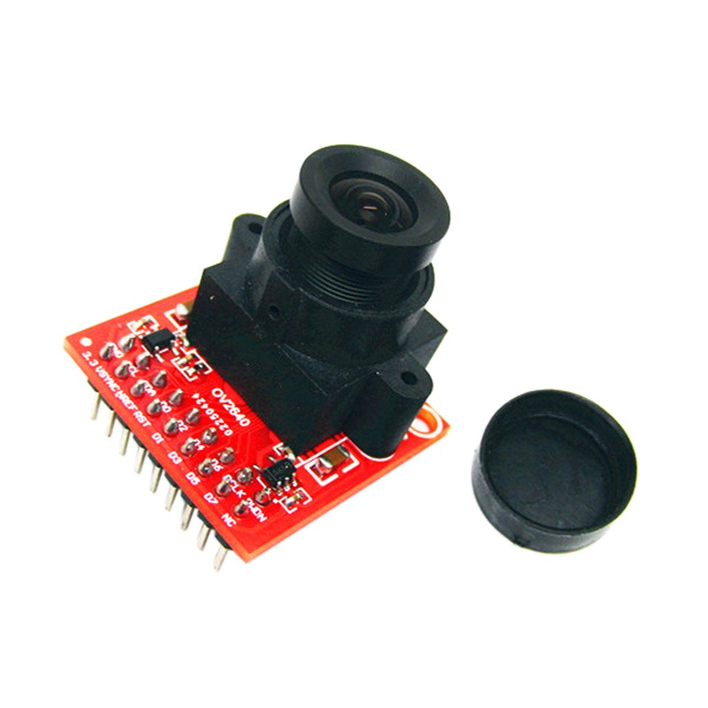 MagiDeal 2.0MP Megapixel OV2640 CMOS 1/4 inch Camera Module Support JPEG Output STK0160004203