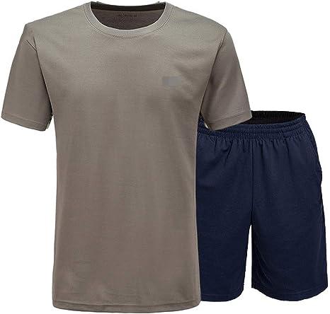 TBATM Camiseta de Camuflaje Militar de los Hombres, Estilo de Combate Top Deportivo Polo Blusa para Entrenar atléticos Correr Ejercicio Gimnasio Ejercicios Fitness,180~185/92~96: Amazon.es: Hogar