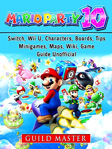Super Mario Party 10, Switch, Wii U, Characters, Boards ...