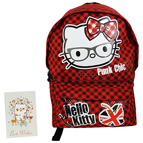 Price comparison product image Hello Kitty Vichy Backpack Daypack Travel Bag Freetime Pq