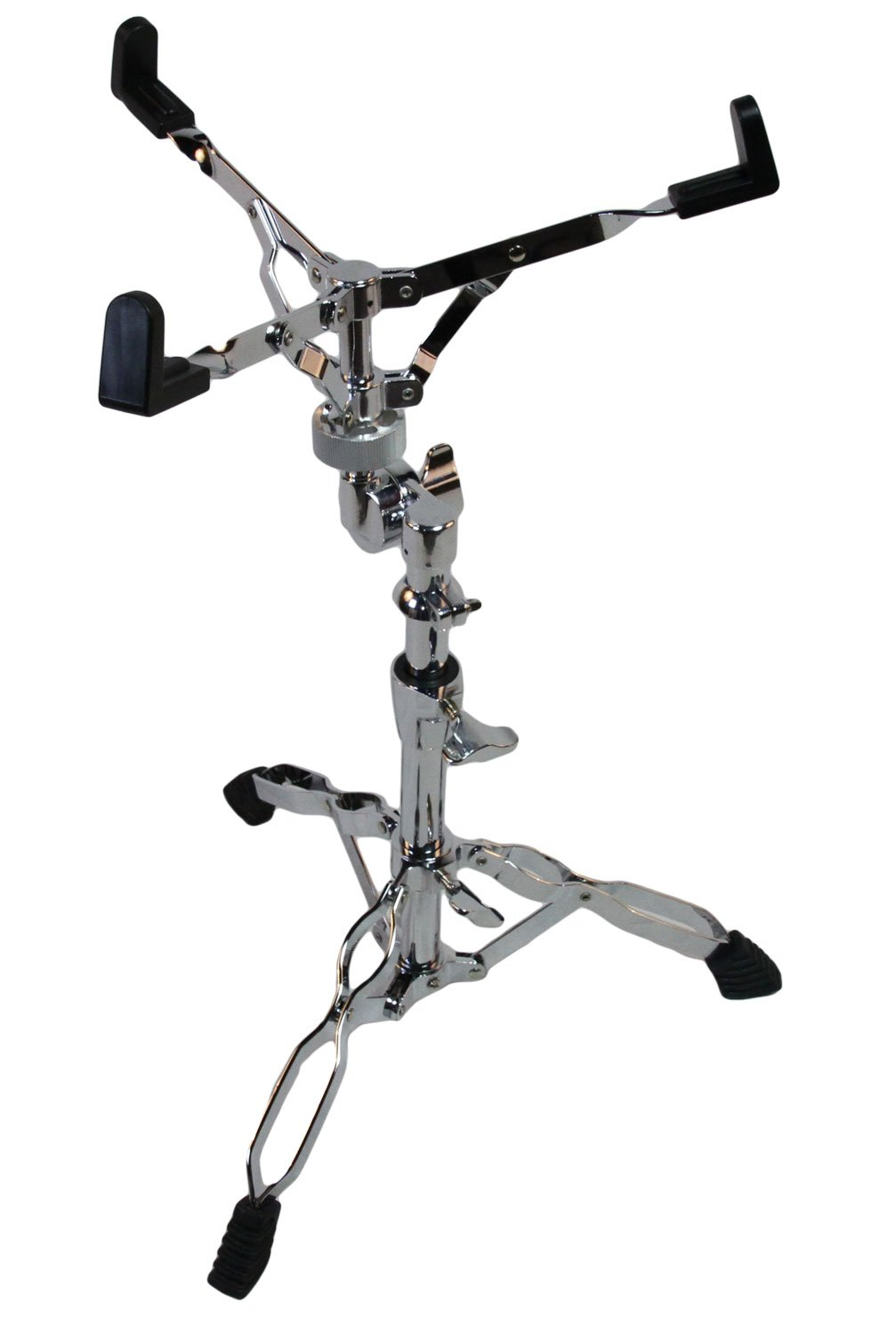Standard Double-Braced Chrome Snare Stand