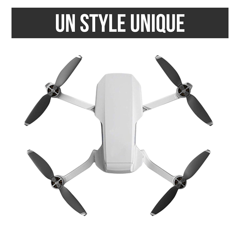 Accessorios de Repuesto en Caso de Rotura 4 Pares de Palas h/élices Compatible con Tactical Drone Mavic Mini