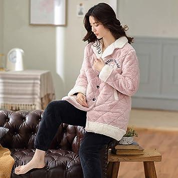 Pijamas Para Mujer Ropa De Dormir Batas Mujer Conjunto De ...