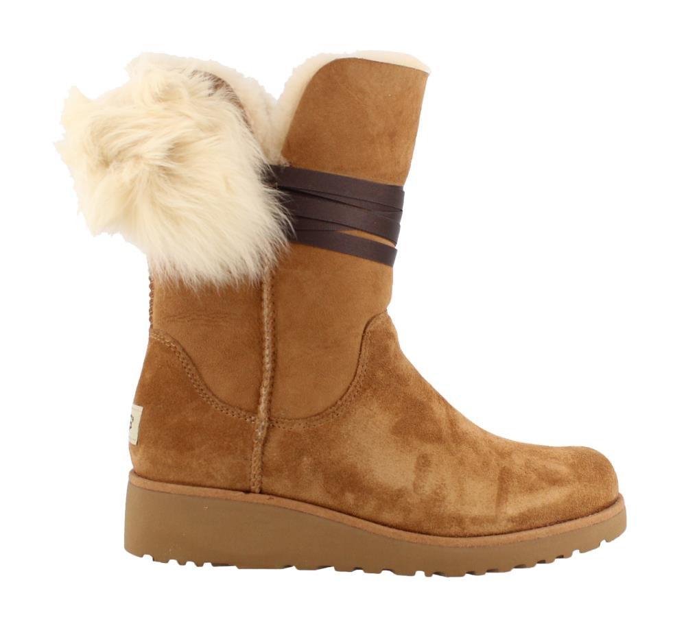 UGG New Australia Brita Chestnut 10 Womens Boots