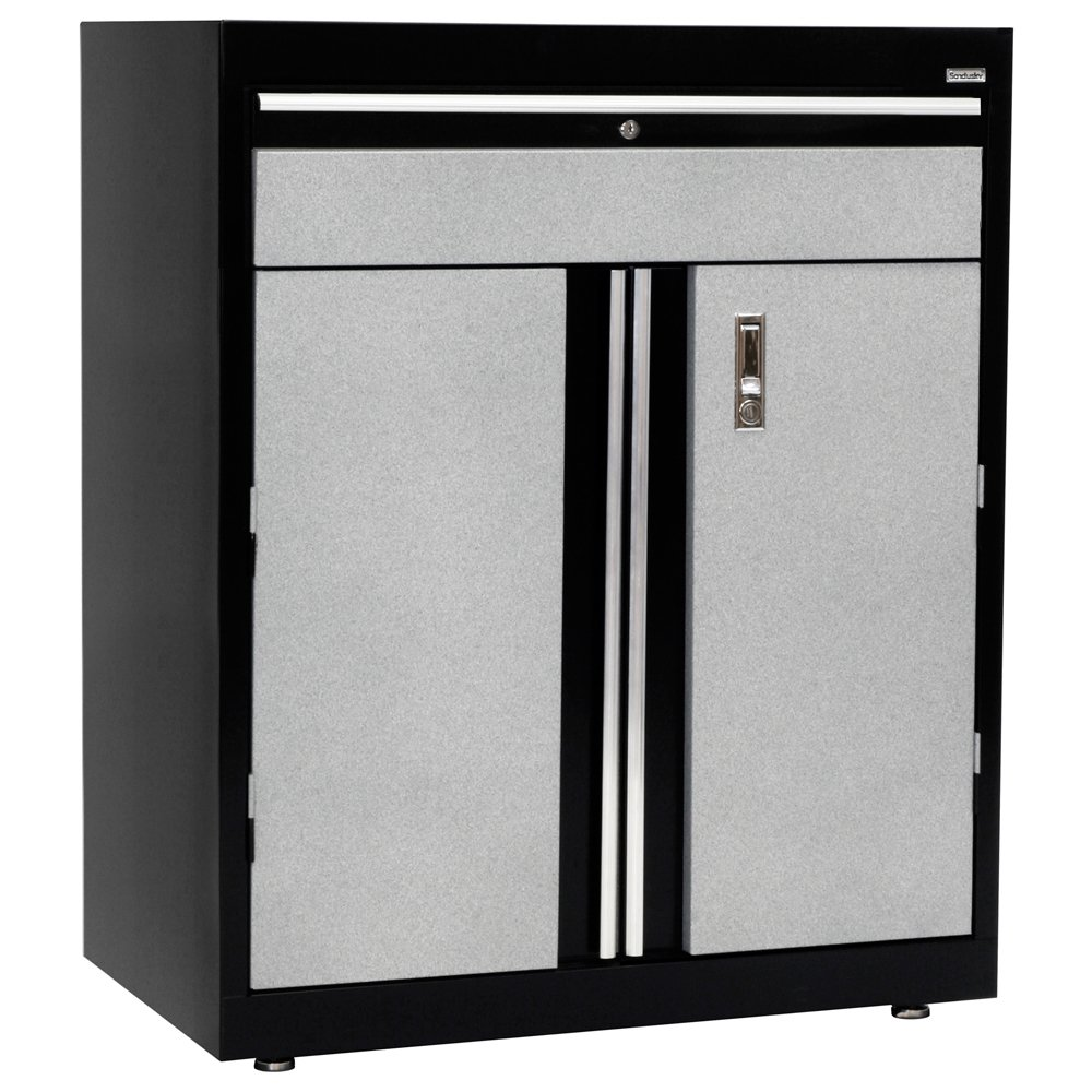 Kitchen base cabinet 36 x 18 18 x 18 cabinet sandusky for Kitchen cabinets 36 x 18