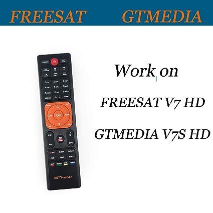 Ochoos Genuine GTMedia Power by Freesat HD Satellite Receiver Remote