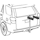 Prorack 4-Bike Hitch Carrier