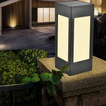 Solar luces de jardín] exterior Leuchten – Lámpara solar jardín lámpara de césped luz decoración jardín iluminación Paisaje lámpara IP65 impermeable para jardín Terraza Balcón: Amazon.es: Iluminación