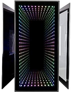 Amazon Com Cuk Continuum Mini Gaming Pc Liquid Cooled Intel I7 9700kf 32gb Ram 512gb Nvme Ssd 1tb Hdd Nvidia Geforce Rtx 2080 Super 8gb 650w Gold Psu Windows 10 Home Tiny Rgb