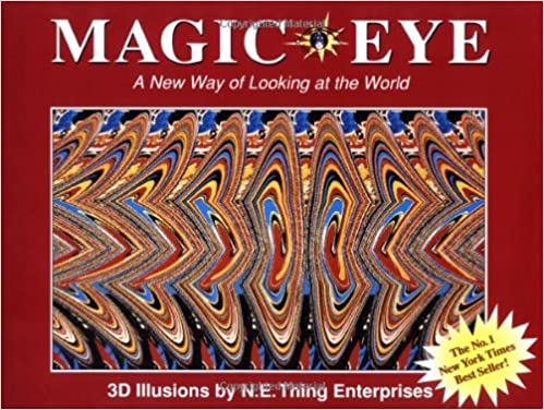 magic eye buch