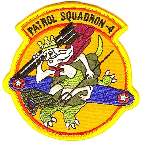 VP-4 Patrol Squadron Small Version ()