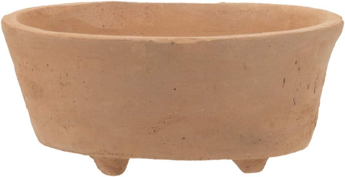 Foreside Home and Garden Foreside Home & Garden Terracotta Bathtub Soap Dish
