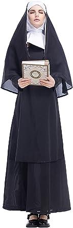Disfraz de Pastor para Mujer, Disfraz de Jesucristo Pastor Misionero ...