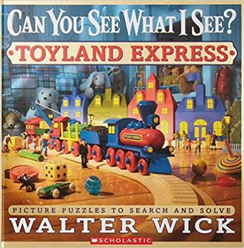 Descargar Libro Ebook Can You See What I See?: Toyland Express: Picture Puzzles To Search And Solve Leer Formato Epub