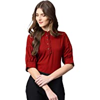 Stylistico Cotton Casual Designer Top for Women