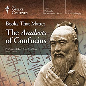 Books That Matter: The Analects of Confucius Lecture