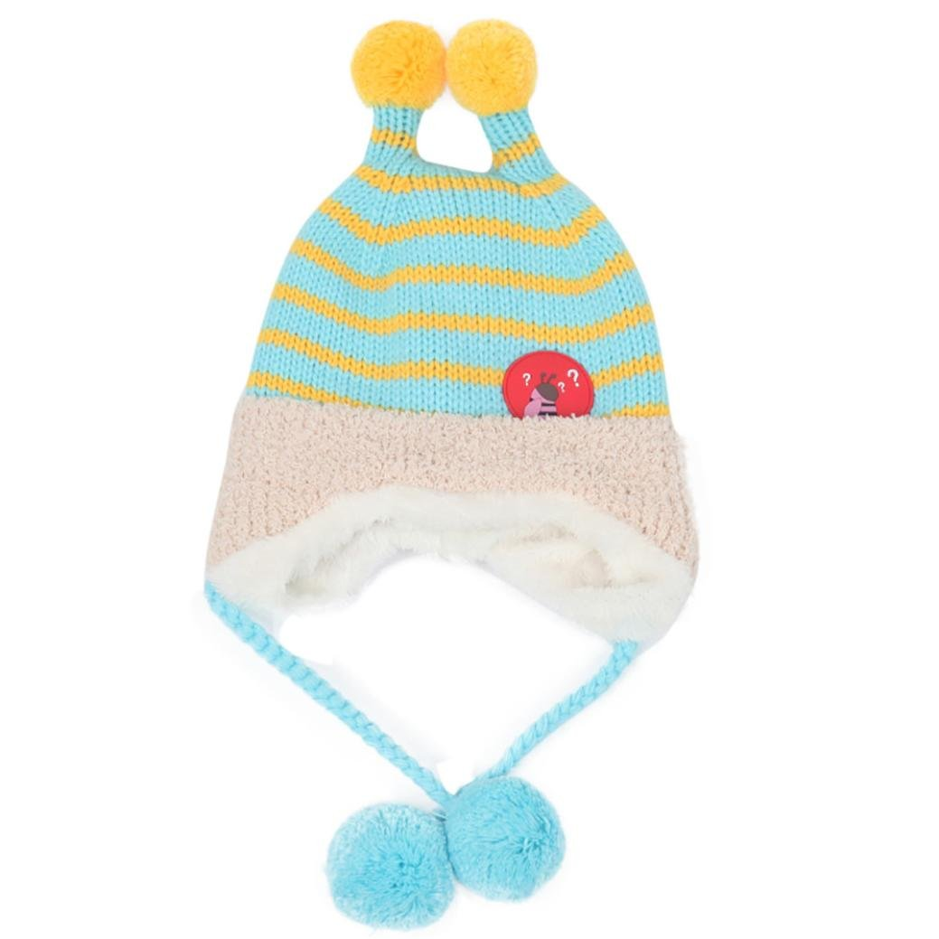 Sombrero de bebé Tapa para niños Chicos Chicas Otoño invierno ...