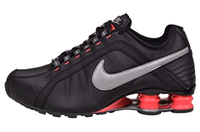 Zapatillas Shox Junior Gris Nike
