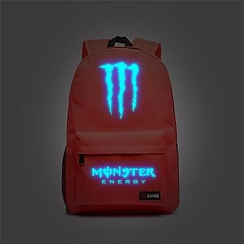 081aaed0f2a1 モンスターエナジー Monster Energy リュックサック アウトドア大容量 旅行高校生 男子通学 バッグ アウトドア メンズ
