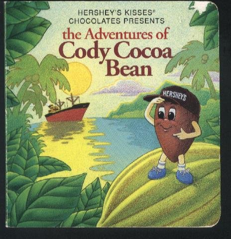Hershey's Kisses Chocolates Presents the Adventures of Cody Cocoa Bean -