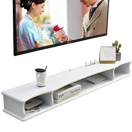 Licyen TV Soporte Mesa TV Gabinete Soporte de TV Flotante Estante ...