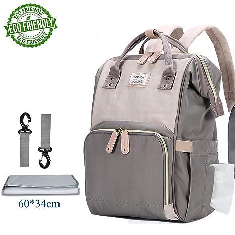 Baby Rucksack Changing Bag Diaper Bag Organiser 9e10d4eefc8f0