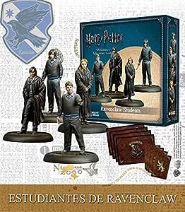 Knight Models Juego de Mesa - Miniaturas Resina Harry Potter Muñecos Ravenclaw Students Spanish: Amazon.es: Juguetes y juegos