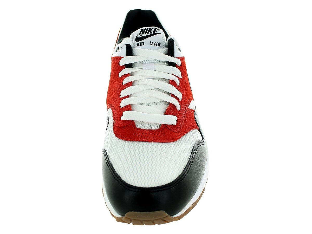 Nike Mens Air Max 1 Essential Red//Black//White 537383-122