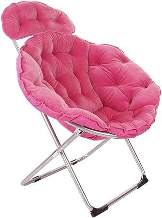 Chaises pliantes Grande chaise de lune Chaise sans faille