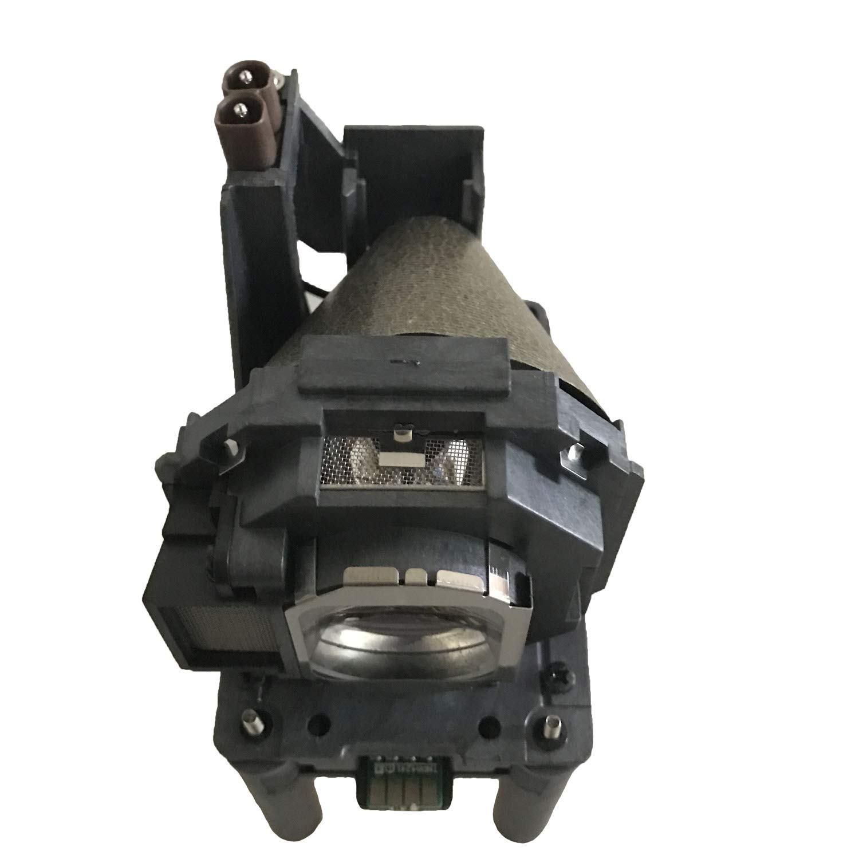 CTLAMP ET-LAF100 Replacement Lamp w//Housing for Panasonic PT-FW100NTU,PT-F100NTU,PT-F100NTEA,PT-FW100NT,PT-F100U,PT-F100NT,PT-F200NTU,PT-F200U,PT-F200 Projectors