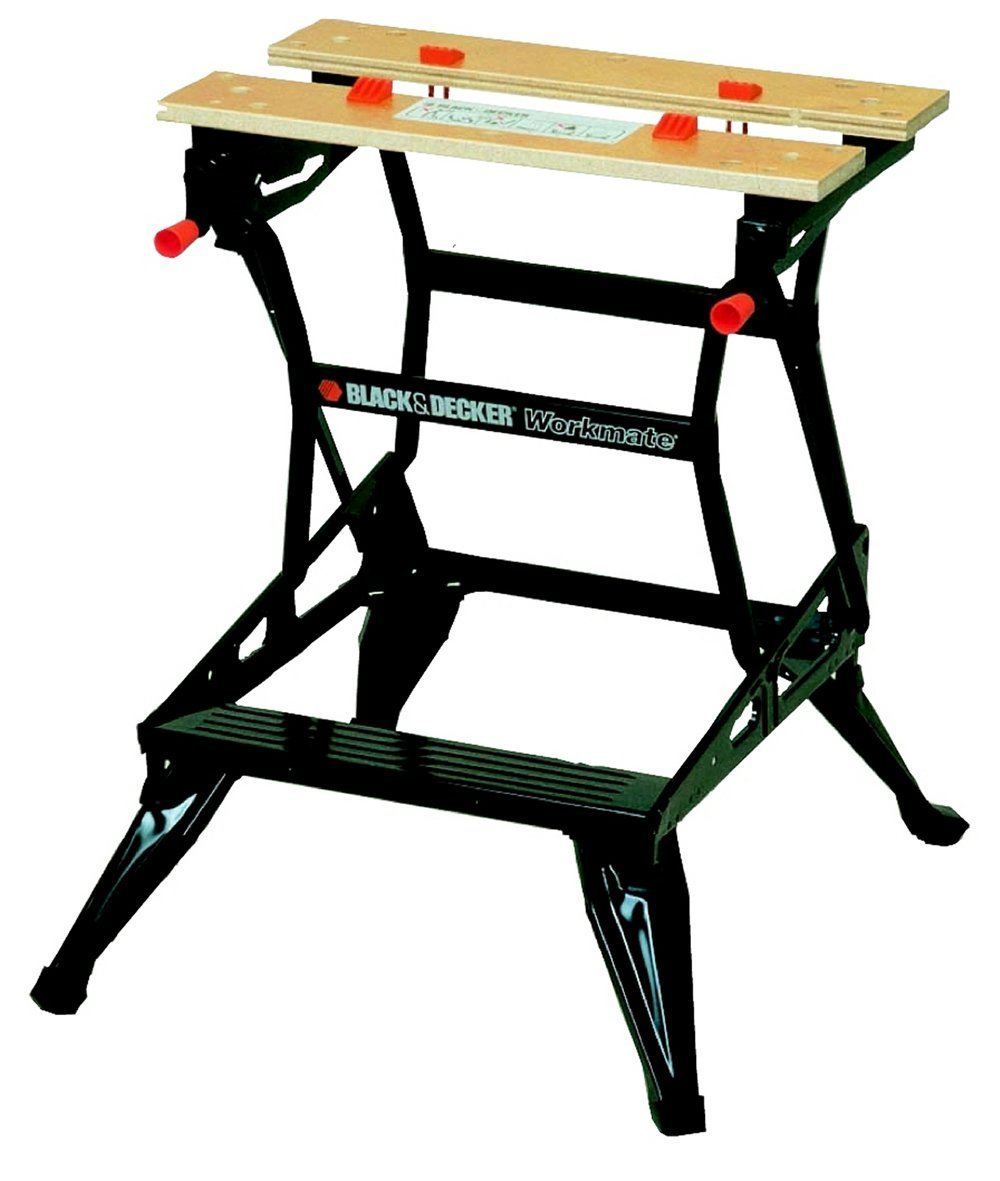 Black and decker workmate 1000 review - Black And Decker Wm536 Workmate Dual Height Workbench Workbenches Amazon Com