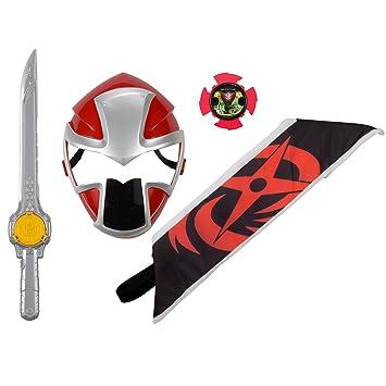 Bandai Power Rangers - Set Accesorios Ninja Steel, 43550 ...