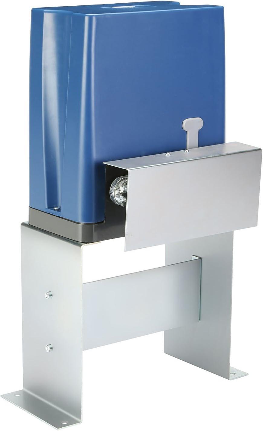 VEVOR - Juego de apertura de puerta corredera eléctrica automática con mecanismos para puertas de hasta 635 kg que permite la apertura con mandos a distancia inalámbricos: Amazon.es: Bricolaje y herramientas