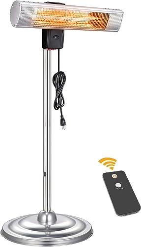 Kismile Outdoor Electric Patio Heater