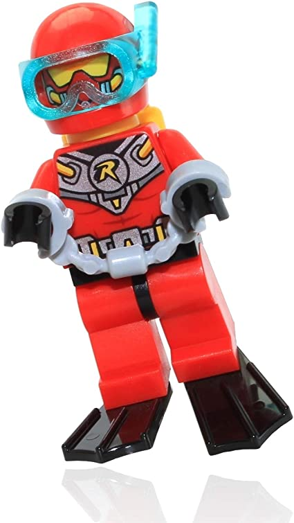 Series 9 Lego Battle Mech Collectible Minifig Figure 100/% Complete
