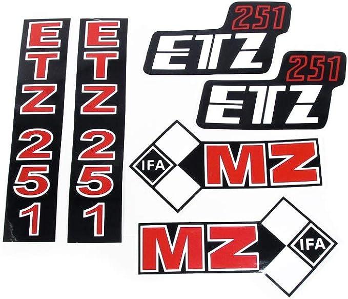 Tapa lateral Candado apto para MZ es ETS TS ETZ con polvo labio
