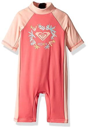 f2eba9e8f3776 Amazon.com: Roxy Girls' Soul Mermaids Onesie Swimsuit: Clothing