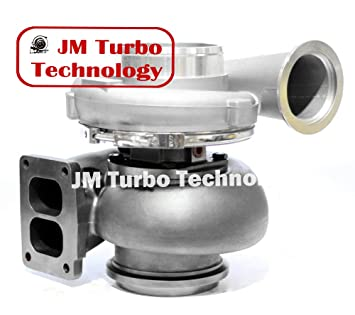 JM Turbo Compatible For Detroit Series 60 12 7L Turbocharger Brand New Turbo