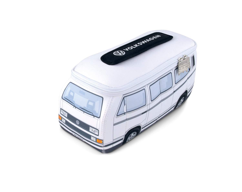 Petrol//Brown BRISA VW Collection VW T1 Bus 3D Neoprene Hip Bag//Belly Bag//Fanny Pack//Bum Bag