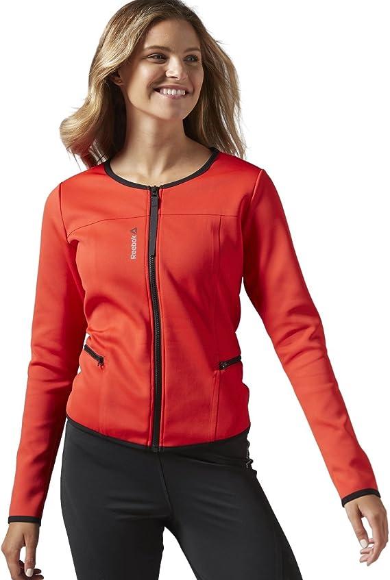 Reebok Women/'s Cardio Jacket