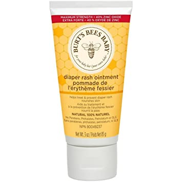 92d109f83 Amazon.com  Burt s Bees Baby Diaper Rash Ointment 3 oz  Health ...