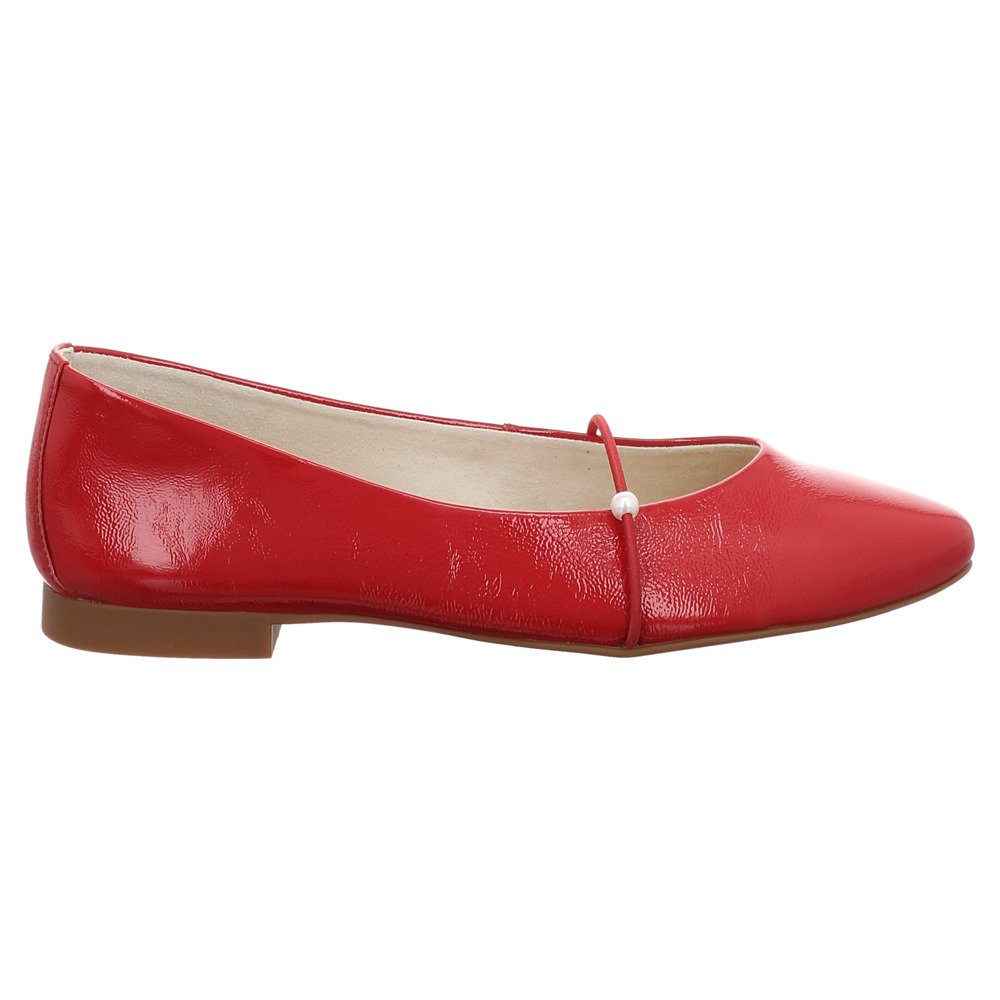 Paul Grün Damen Ballerinas Rot 0062-2374-042/Ballerina 2374-042 Rot Ballerinas 459373 ca6efa