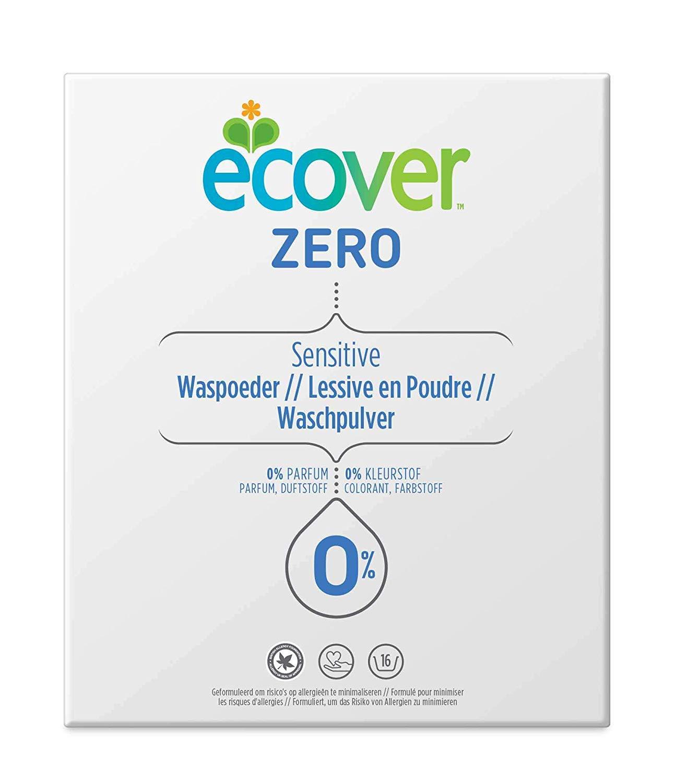 Ecover Universel Zero - Detergente en polvo para 16 lavados ...