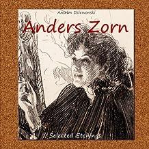 Anders Zorn: Selected Etchings